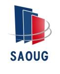 SAOUG logo
